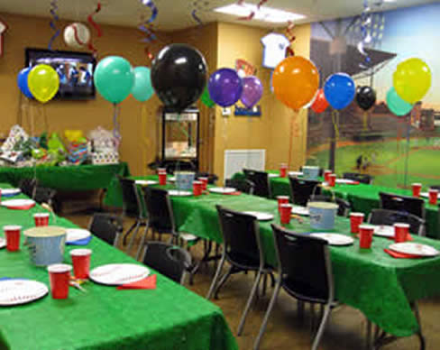 Celebrate your next birthday at Extra Innings Watertown!
