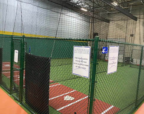 Training Area | Extra Innings Watertown